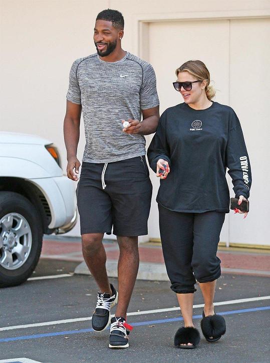 Khloe Kardashian s Tristanem Thompsonem