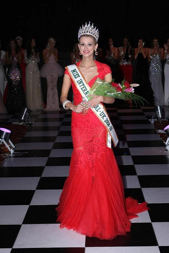 Victoria Tooby zvítězila v konkurenci více než sedmdesáti děvčat.