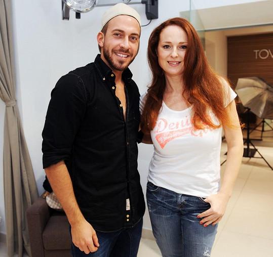 Markéta Hrubešová je prací vlasového mága unešená.