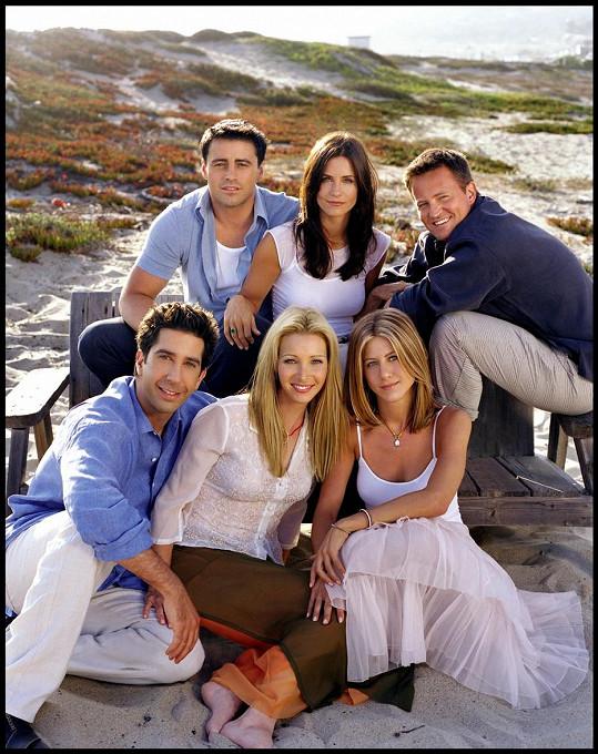 Seriál Přátelé z nich udělal herecké hvězdy