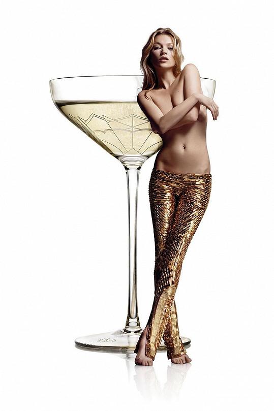 Kate Moss proslula jako rebelka.