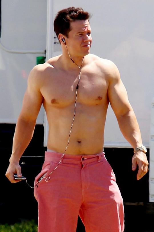 Takhle Mark Wahlberg zářil v Hollywoodu.