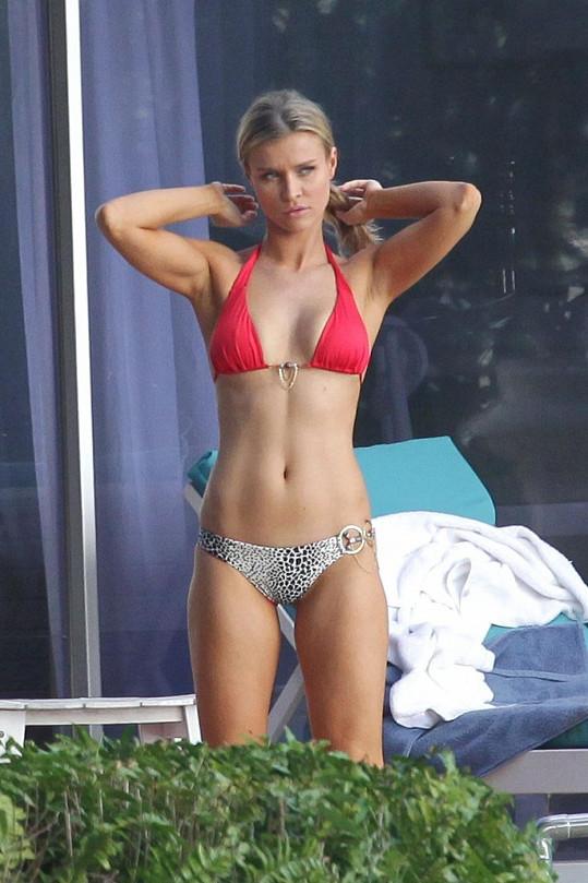 Joanna Krupa nezačala kariéru dobrou volbou.