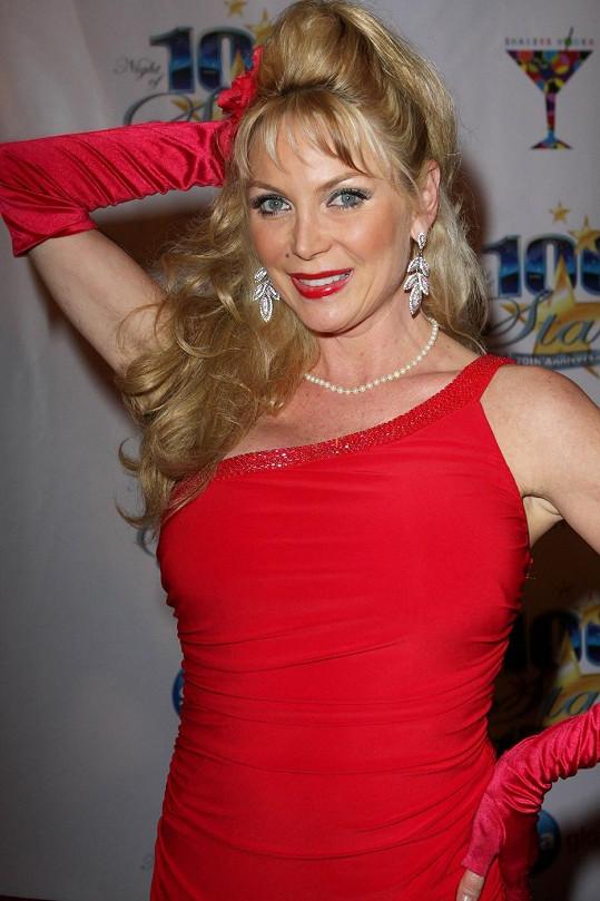 Shelley Michelle na snímku z roku 2010.