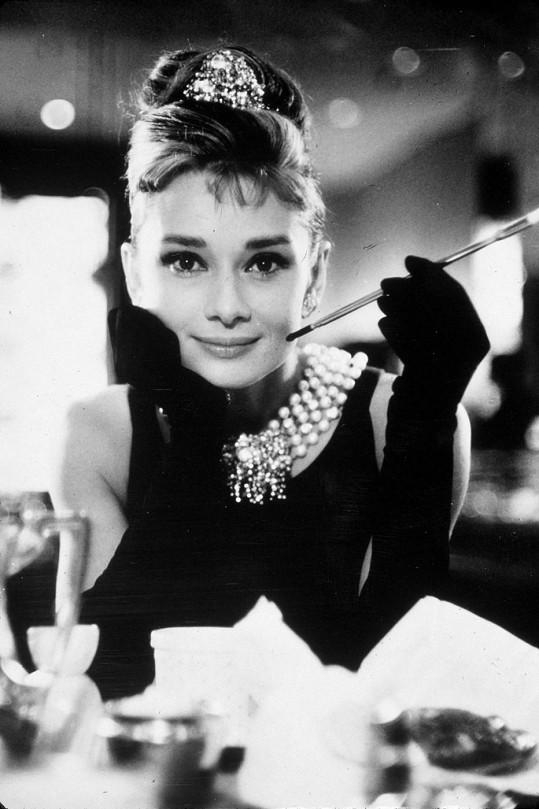 Audrey Hepburn je nepřekonatelná.