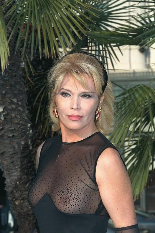 Amanda způsobila poprask už v roce 1998 na festivalu v Cannes.