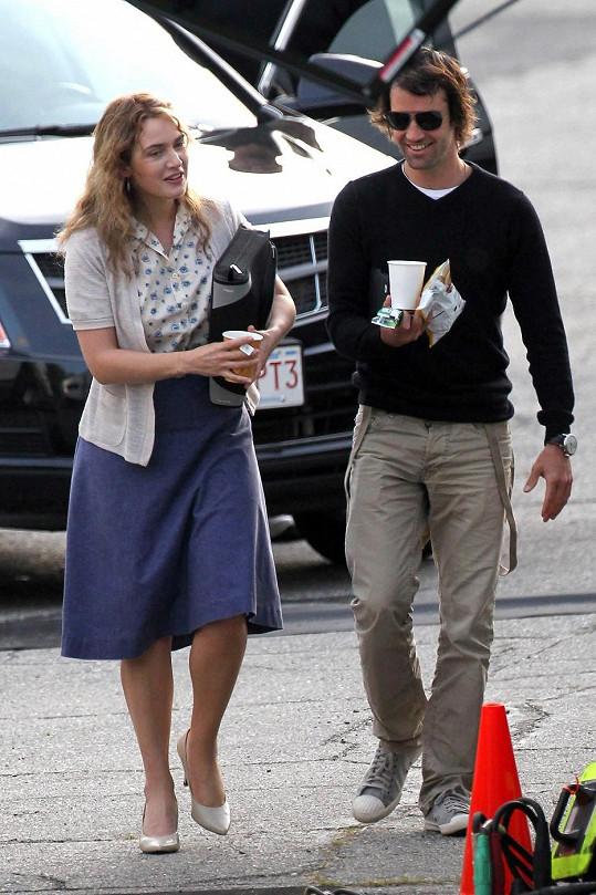 Kate Winslet s Nedem Rocknrollem.