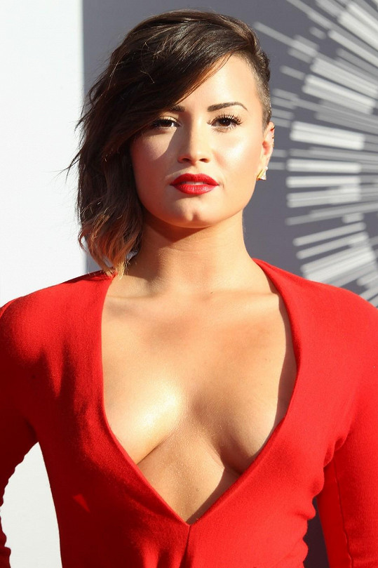 Lovato na MTV Video Music Awards