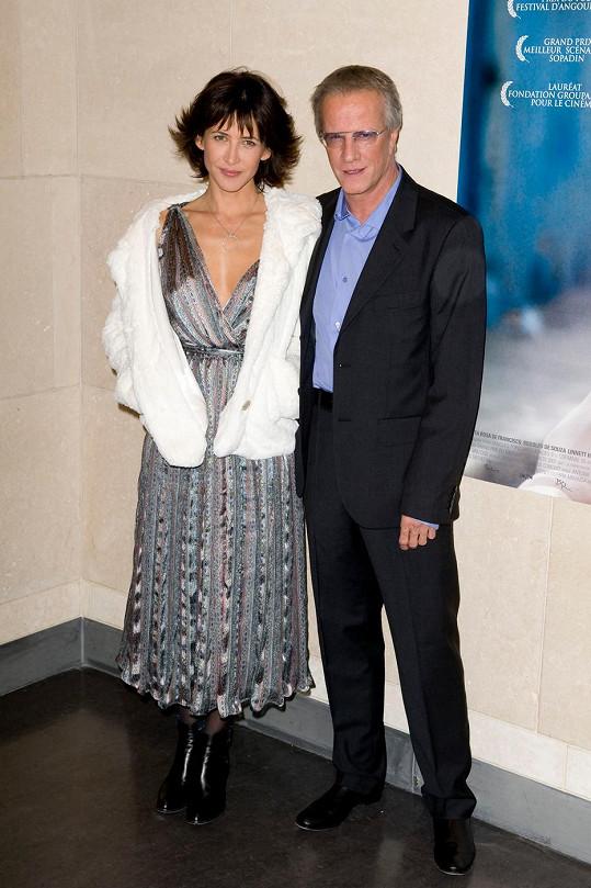 Sophie Marceau a Christopher Lambert