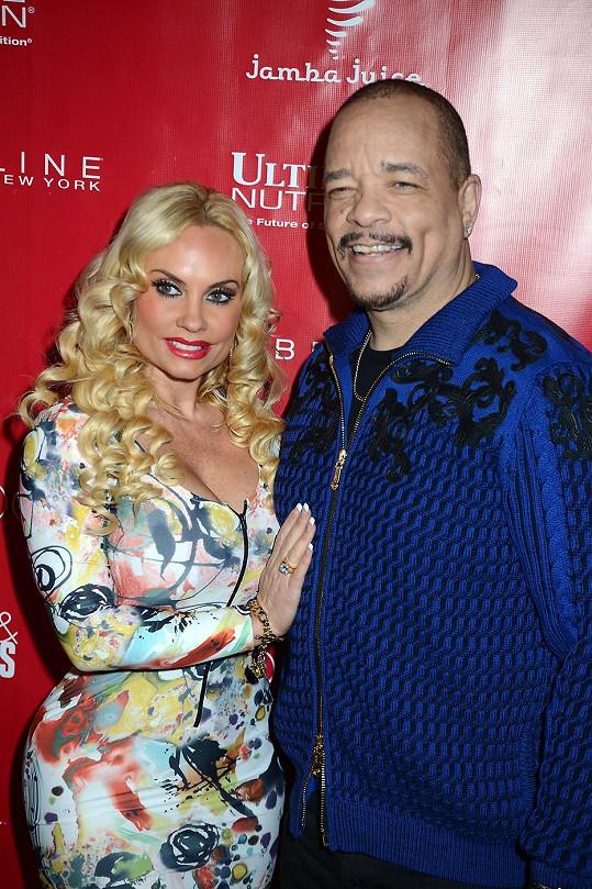 Coco Austin a její muž Ice-T
