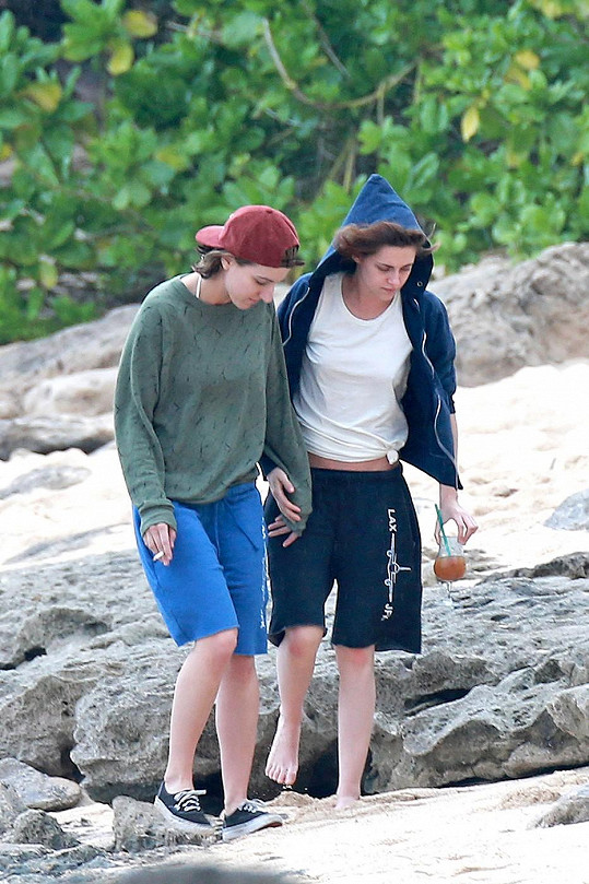Kristen Stewart a Alicia Cargile