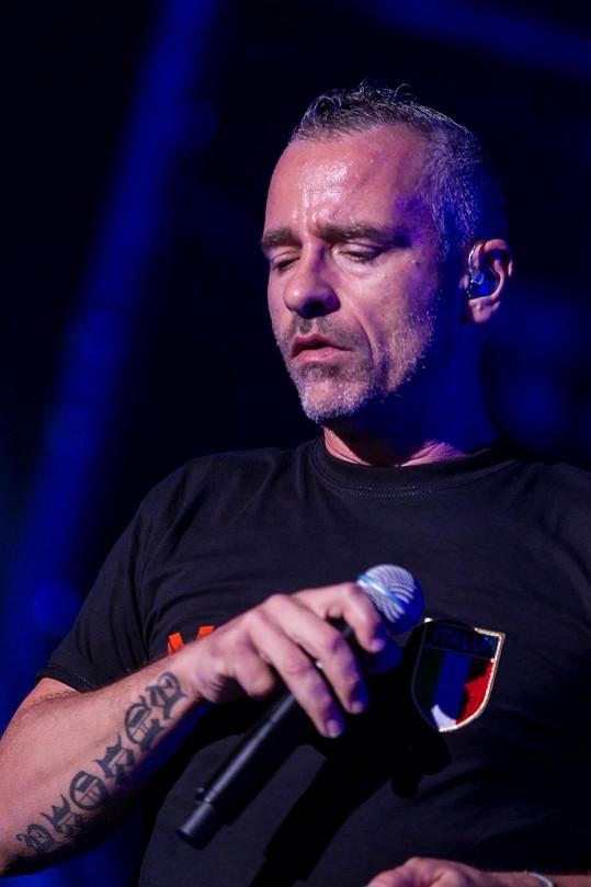 Eros Ramazzotti.