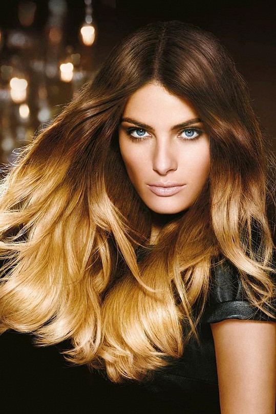 Brazilka v kampani pro vlasovou kosmetiku