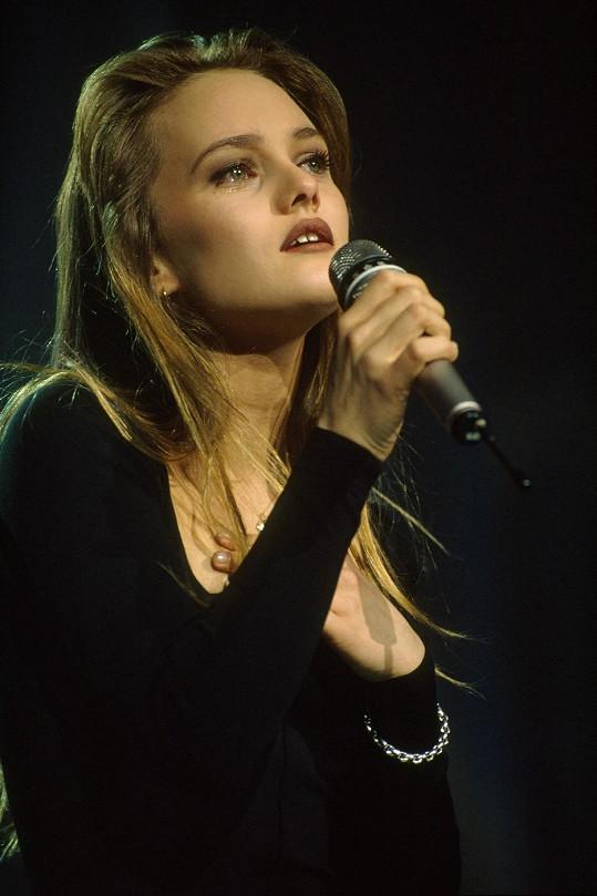V roce 1994 byla Vanessa považována za sexuální symbol.