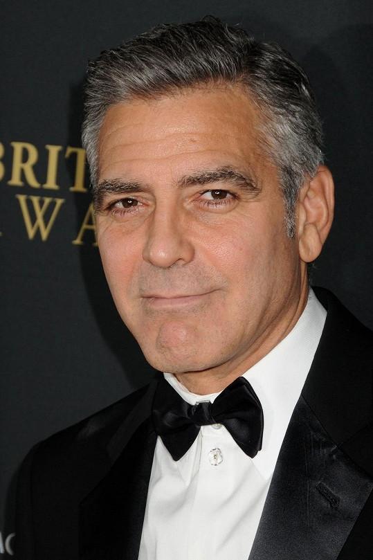 George Clooney má novou známost.