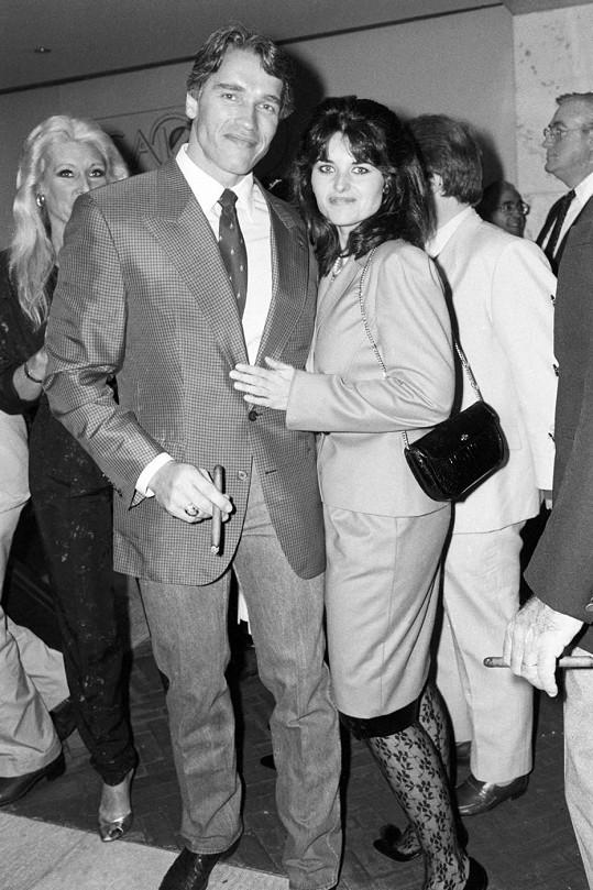 Arnold a Maria spolu strávili jako manželé 25 let.