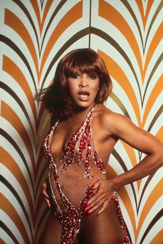 Tina Turner ostychem netrpěla.