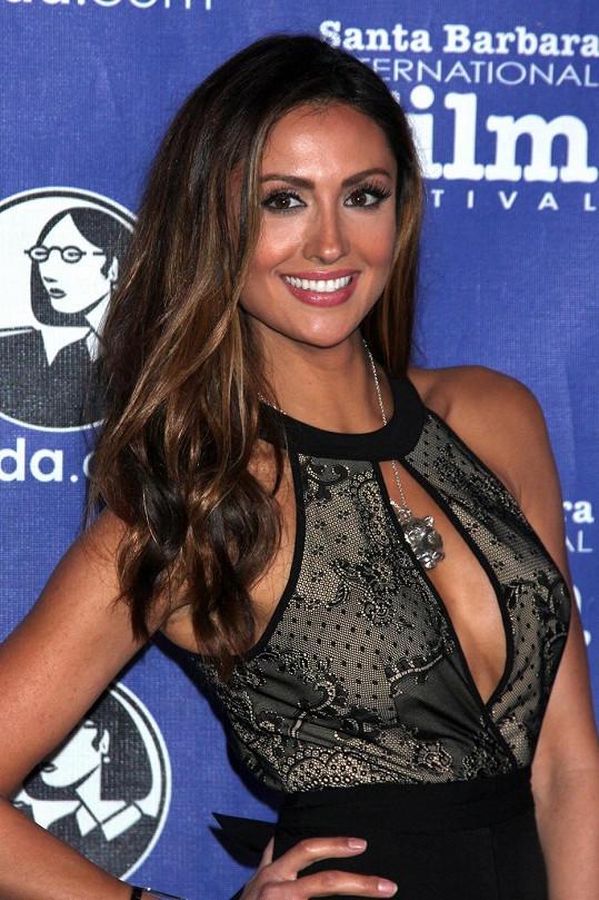 Katie se účastnila první řady soutěže Amerika hledá topmodelku.