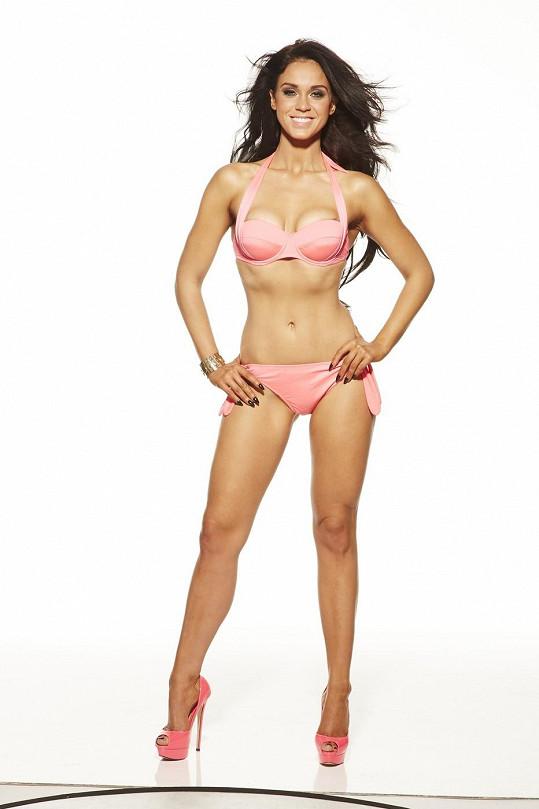 Vicky Pattison shodila dvacet kilogramů.