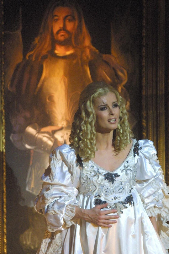V Draculovi slavila Iveta velký úspěch.