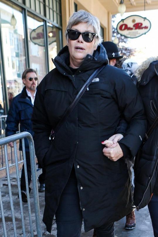 Kelly McGillis na filmovém festivalu Sundance.