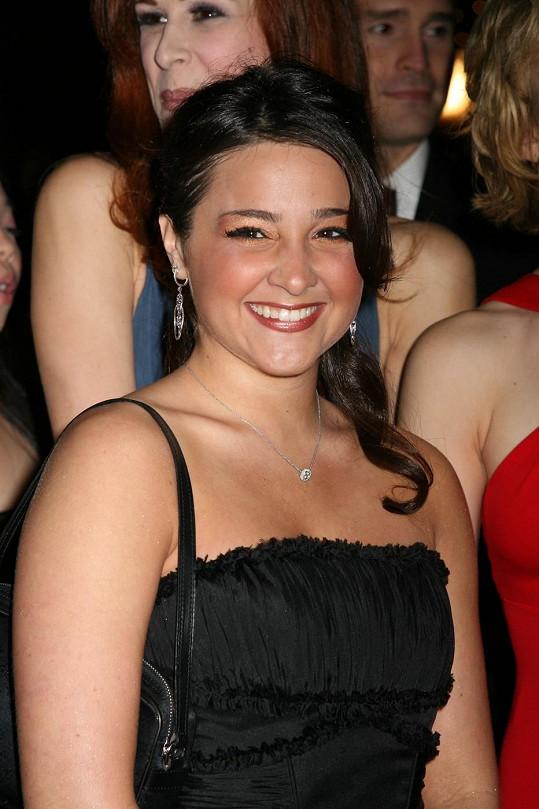 Alisan Porter na snímku z roku 2006