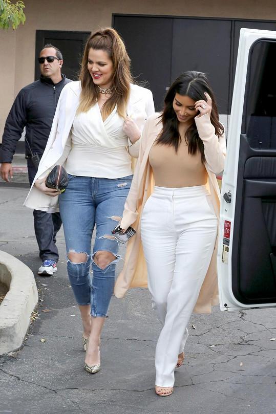 Kim a Khloe chystají další pokračování nejzbytečnější reality show na světě.