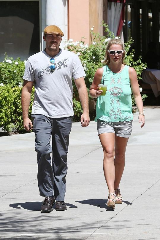 Britney s expřítelem