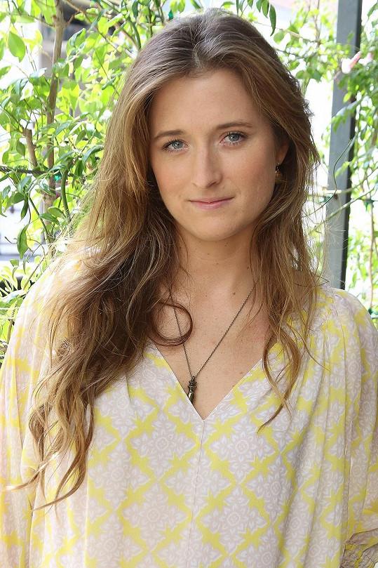 Grace Gummer je herečkou stejně jako její matka i starší sestra.