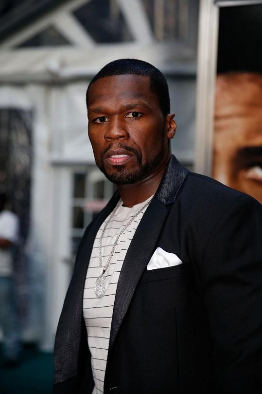 50 Cent má na triku pořádný malér.