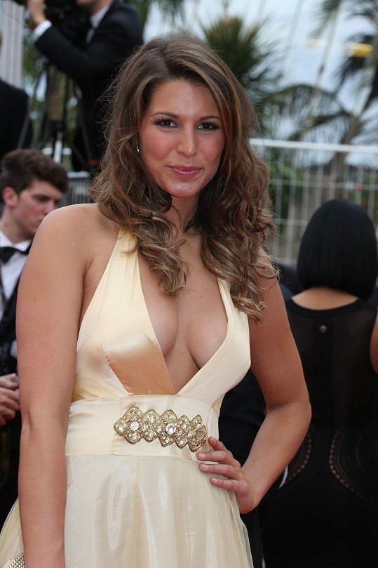 Miss Francie 2011 na letošním filmovém festivalu.