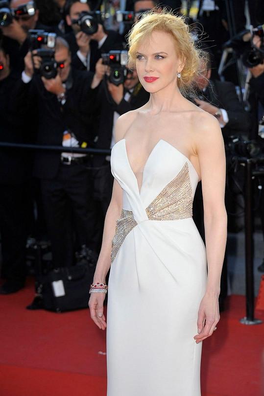 Nicole Kidman v celé své kráse