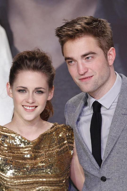 Kristen a Robert jsou krásný pár, ale neklape jim to.