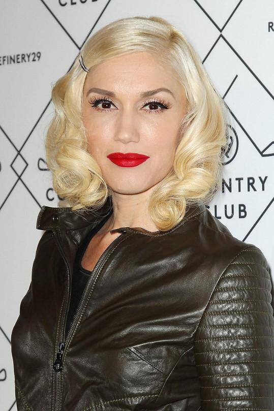 Gwen vypadá na nejnovějších fotkách fantasticky.