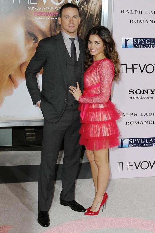 Channing Tatum s Jennou Dewan.