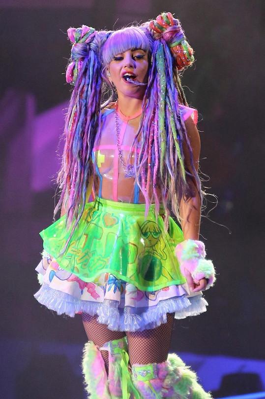Lady Gaga miluje nevkus.
