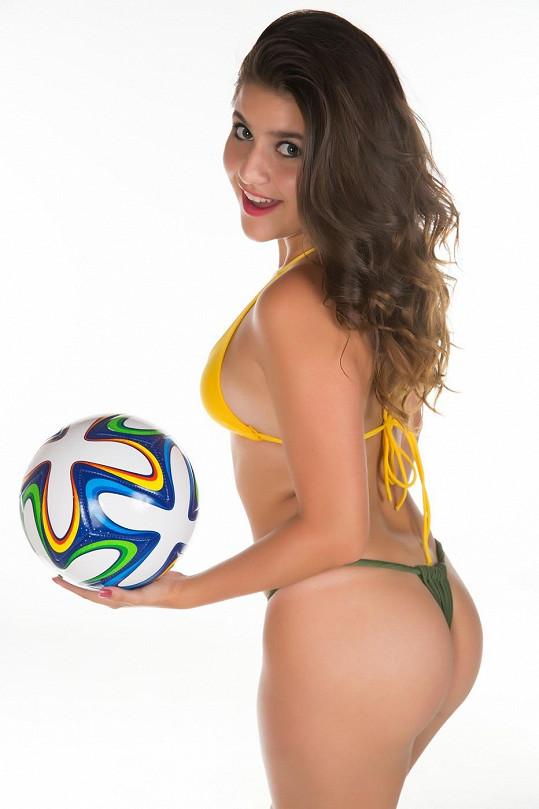 Brazílie se může pochlubit krásnými dívkami.