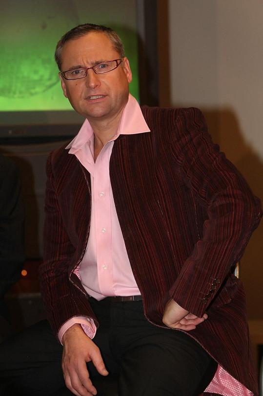 Známý choreograf byl i v porotě StarDance.