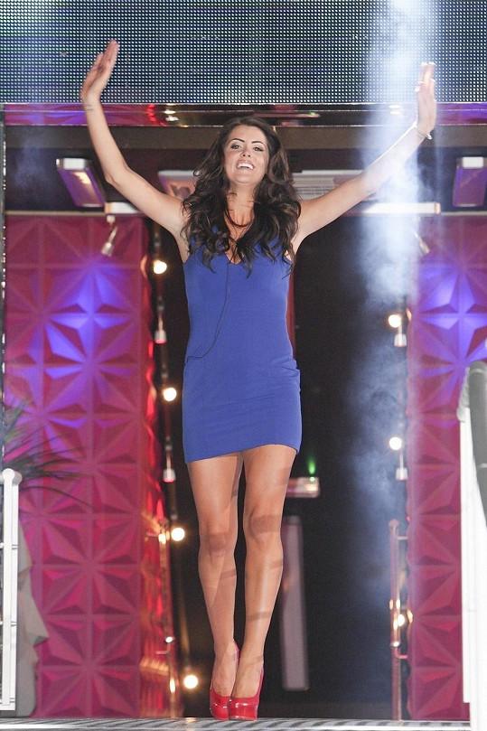 Vítězkou poslední řady reality show se stala bývalá prostitutka.