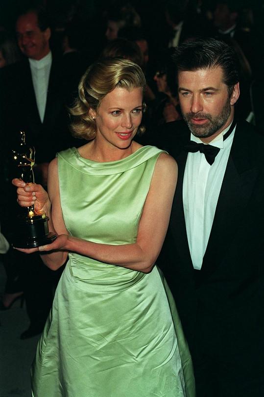 Kim Basinger a Alec Baldwin tvořili manželský pár v letech 1993 - 2002.