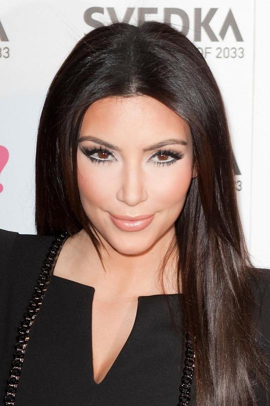 Kardashian v roce 2010