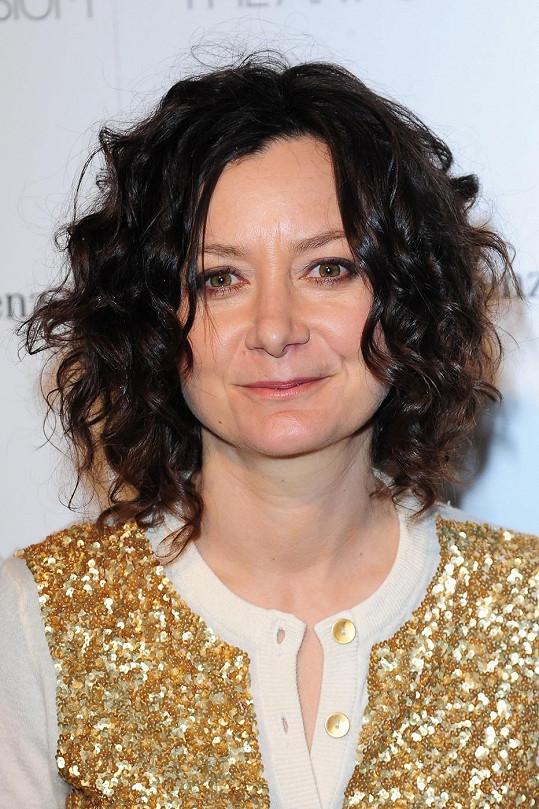 Darlene ztvárnila Sara Gilbert.