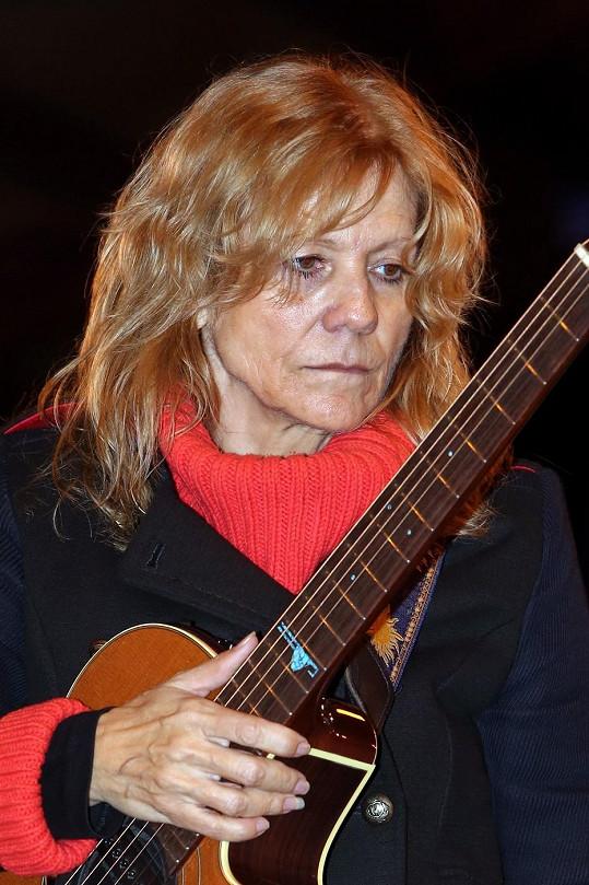 Lenka Filipová v říjnu 2013.