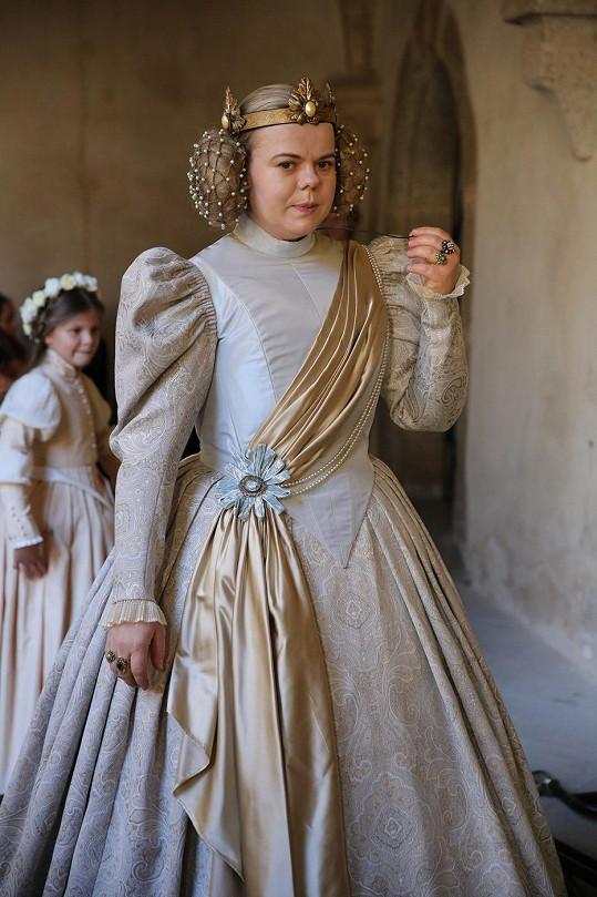 Sabina Remundová - královna jak vyšitá!