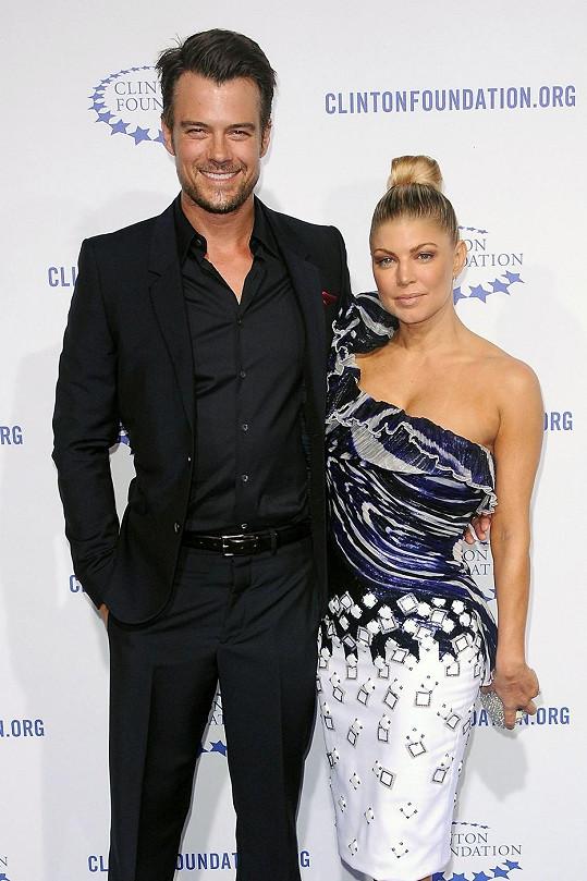 Šťastní rodiče Fergie a Josh Duhamel