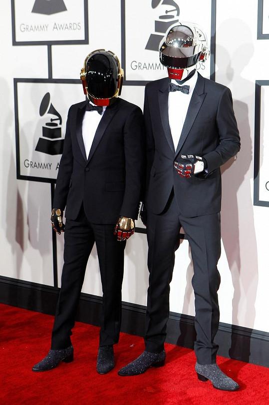 Daft Punk, jak je známe.