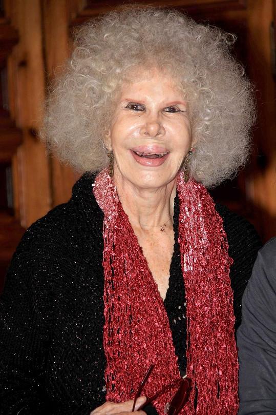 Vévodkyně na snímku z roku 2011