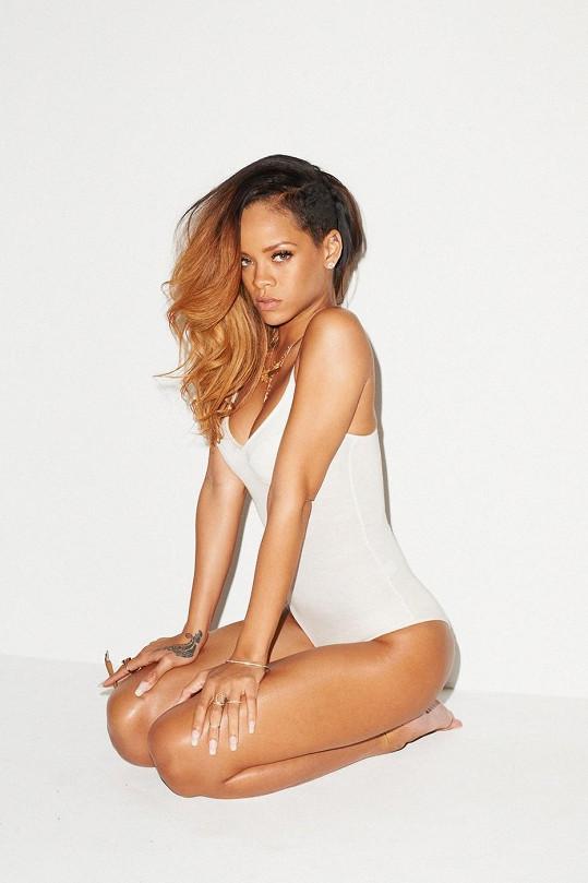 Rihanna očima fotografa Terryho Richardsona.
