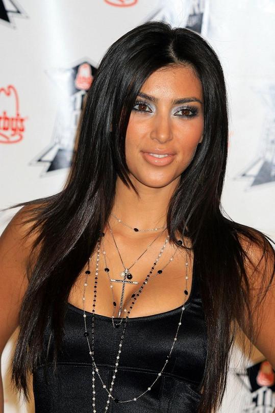 Kim působila mnohem exotičtějším dojmem.