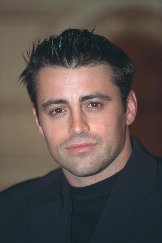 Herec proslul jako seriálový Joey Tribbiani.
